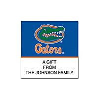 University of Florida Square Labels