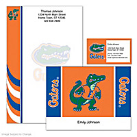 University Of Florida Personalized Stationery