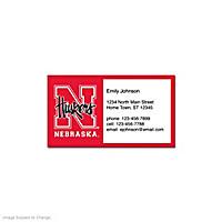 University of Nebraska Social Calling Cards