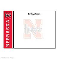 University of Nebraska Flat Note Cards