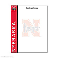 University of Nebraska Small Note Pads