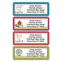 Teachers Rule! Address Labels