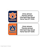 Auburn University Address Labels