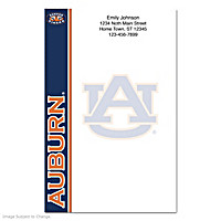 Auburn University Large Note Pads