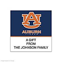 Auburn University Square Labels