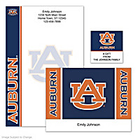Auburn University Personalized Stationery