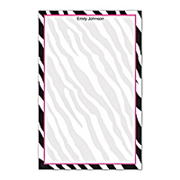 Fashion Safari Large Note Pads