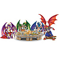 Knights Of The Dragons' Round Table Figurine Collection