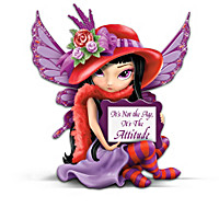 Fabulous Hatterific Fairies Figurine Collection