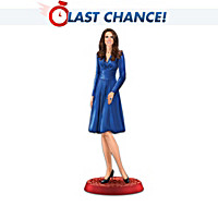Kate Middleton Fashion Figurine Collection