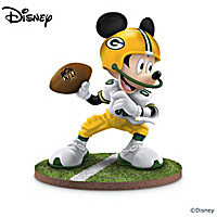 Football Fun-atics Green Bay Packers Figurine Collection
