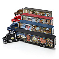John Wayne: Legend Of The Open Road Hauler Collection