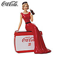 COKE Beauties Of The 1940s Figurine Collection