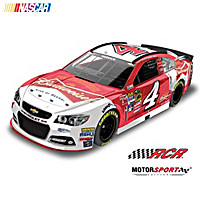 Kevin Harvick No. 4 2015 Paint Scheme Diecast Car Collection
