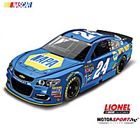 Chase Elliott 2016 Paint Scheme Diecast Car Collection
