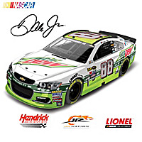 Dale Jr. No. 88 Mountain Dew Diecast Car Collection