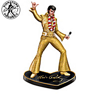 The Elvis Gold Edition Figurine Collection