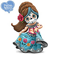 Precious Moments Sugar Skull Traditions Figurine Collection