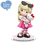 Precious Moments Granddaughter, My Love Figurine Collection