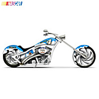 Revv'd Up For Kevin Harvick Motorcycle Sculpture Collection