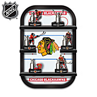 Blackhawks® Stanley Cup® Curio Figurine Collection
