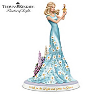 Thomas Kinkade Ladies Of Enlightenment Figurine Collection