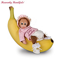 Li'l Monkey Hugs Monkey Doll Collection