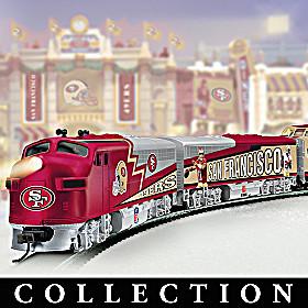 San Francisco 49ers Express Train Collection