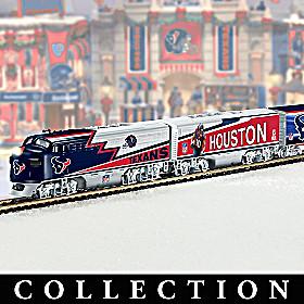 Houston Texans Express Train Collection