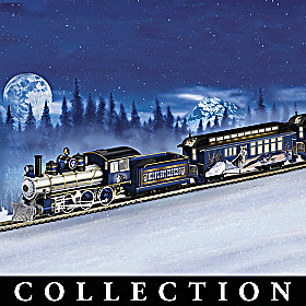 Silver Moon Express Train Collection