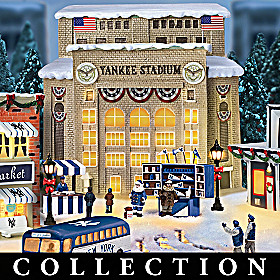 New York Yankees Village Collection