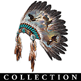 Sacred Tribal Spirits Wall Decor Collection