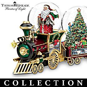Thomas Kinkade Wonderland Express Train Collection