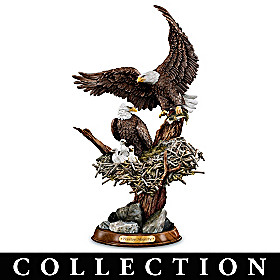 Protectors of the Nest Sculpture Collection
