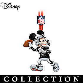Oakland Raiders Magic Ornament Collection