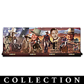 Legend Of The West Wall Decor Collection