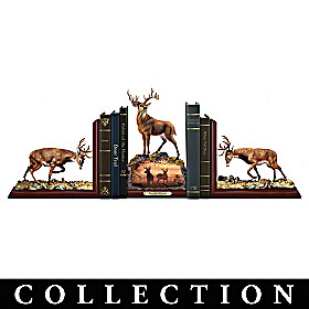 Twilight's Majesty Bookends Collection
