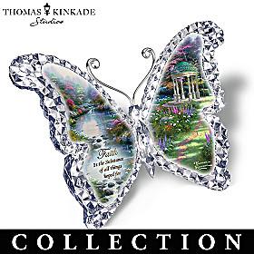 Thomas Kinkade Gardens Of Paradise Sculpture Collection