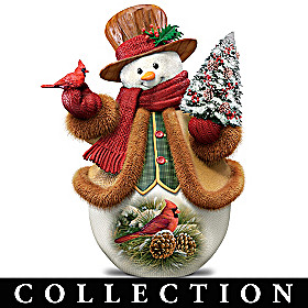 Winter Warmth Figurine Collection