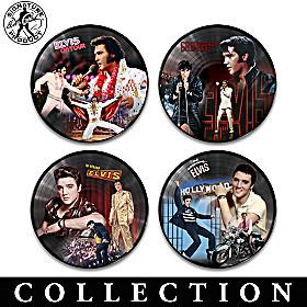 Elvis Vinyl Revolution Wall Decor Collection