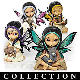 Jasmine Becket-Griffith's Spirit Maidens Figurine Collection