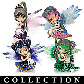 Enchanting Companions Figurine Collection