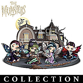 Jasmine Becket-Griffith A Fairy Munsters Figurine Collection