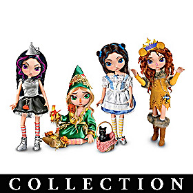 Adventures In Oz Doll Collection