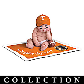 Tennessee Volunteers #1 Fan Baby Doll Collection
