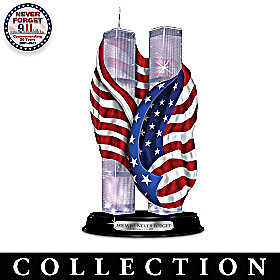 We Will Never Forget Sculpture Collection