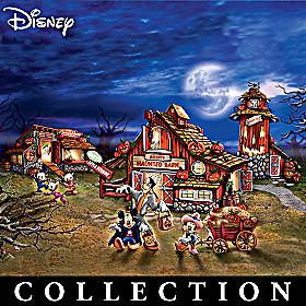 Disney Halloween Harvest Village Collection