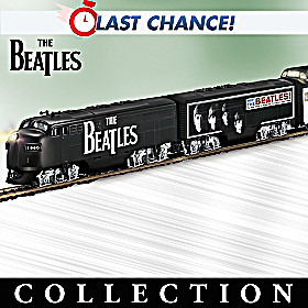 The Beatles Express Train Collection