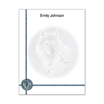 Spirit Of The Wilderness Small Note Pads