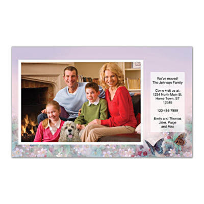 Lena Liu's Enchanted Wings Photo Insert Cards